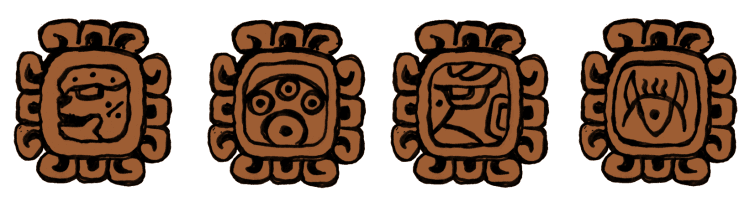 Water Puzzle Glyphs