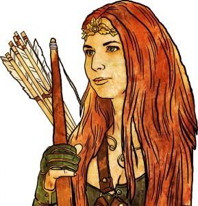 half-elf-female