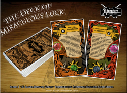 Deck of Miraculous Luck intro pic