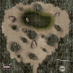 Encounter 4-E Player Map