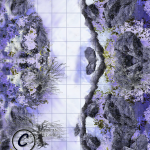 Encounter 5-A One Eye's Vengeance GM Map
