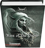 Rise of the Drow Limited Edition Hardback