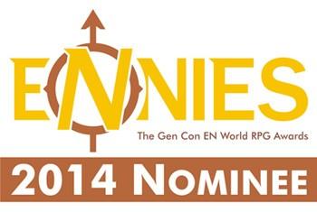 2014 ENnie nomination