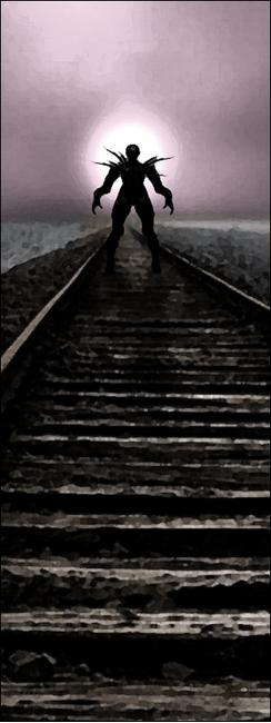 demon on the rails