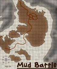 mud battle map