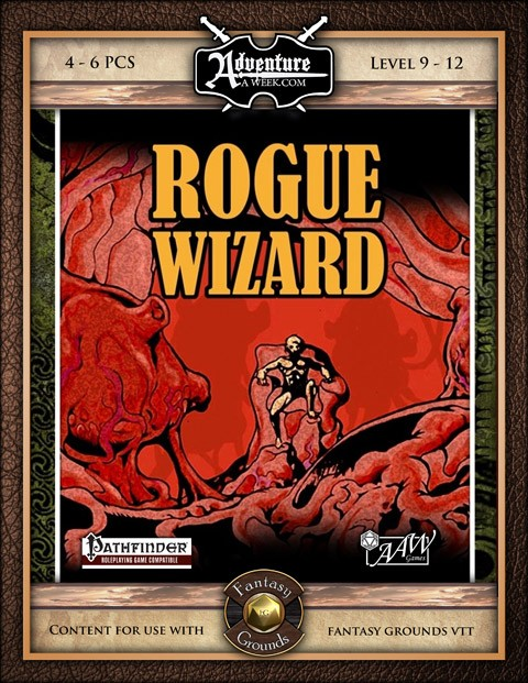 Rogue Wizard Fantasy Grounds