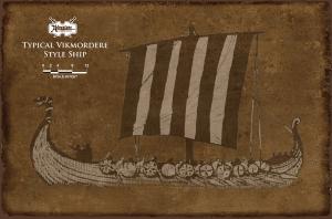 Vikmordere Ship