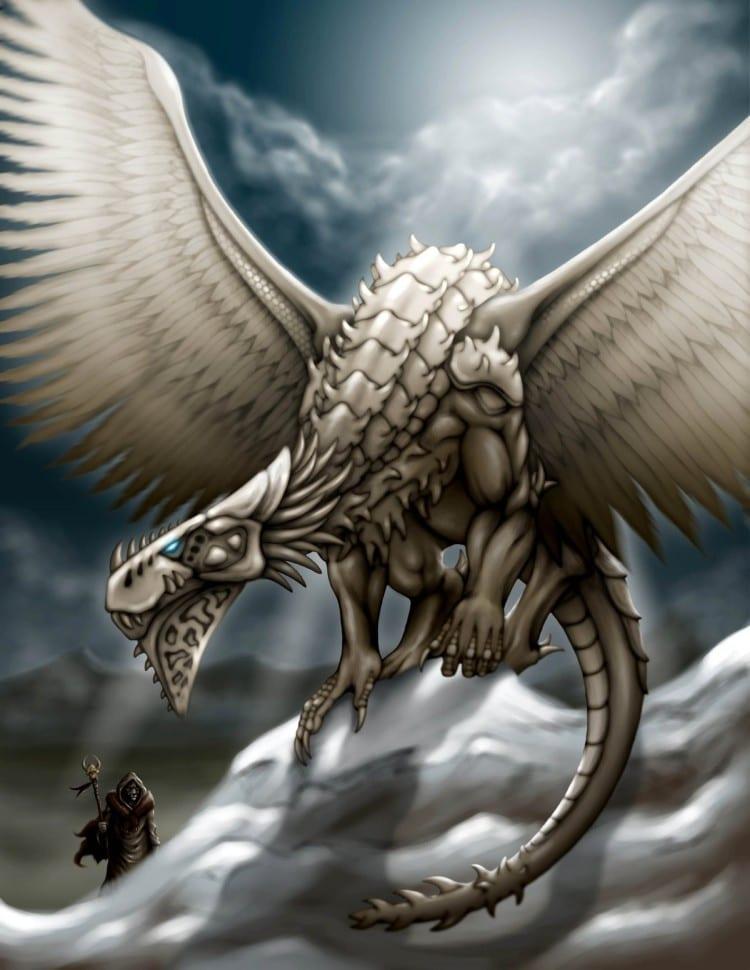 White-Dragon