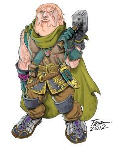 Dwarf-Warhammer