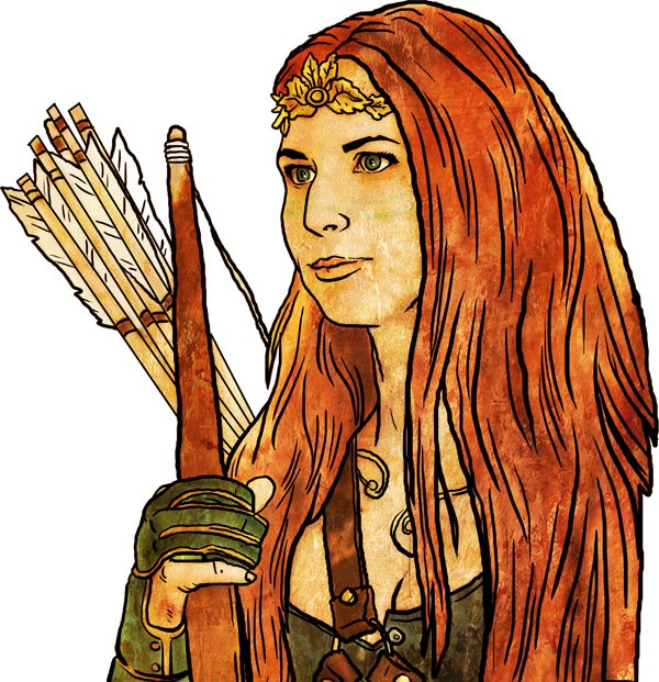 half-elf-female