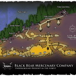 Black Bears Mercenary Camp