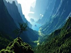 A Secret Valley