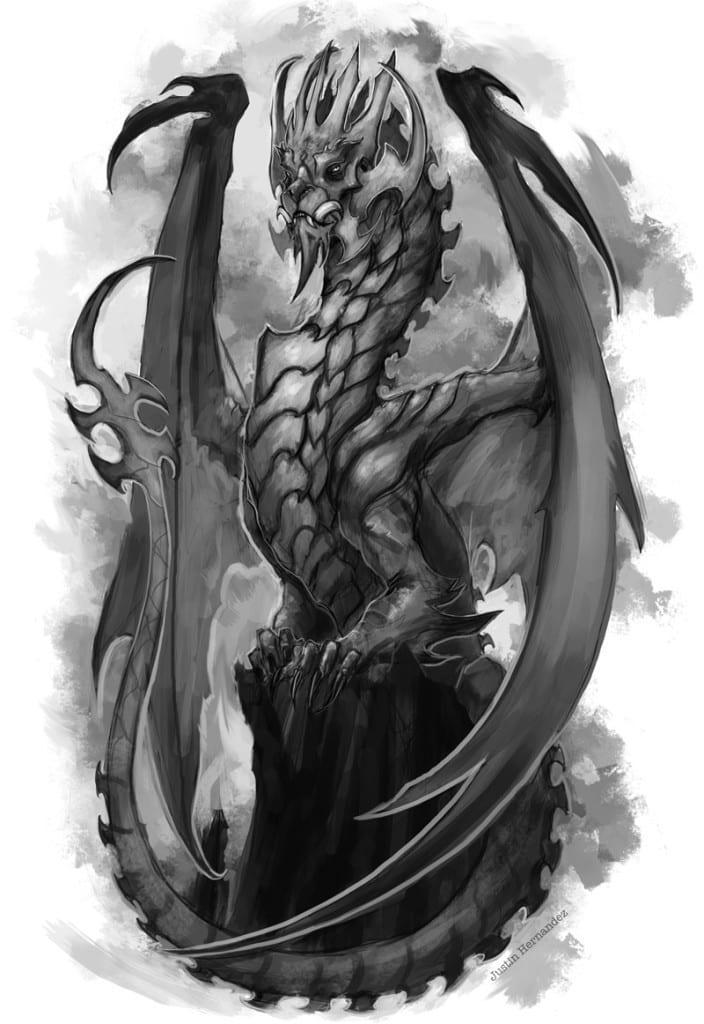 Dragon of Pride