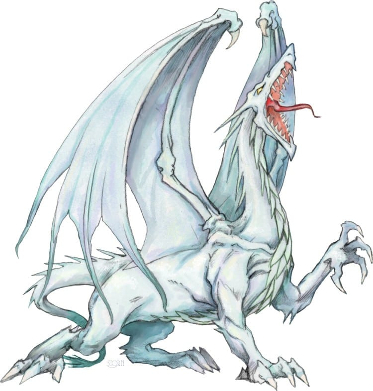 White Dragon - Storn Cook