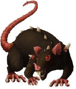 dire rat