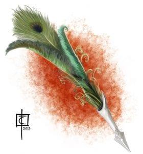 Celurian-Wishing Pen