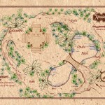 Encounters 7 and 8 - The Oasis - Player Map - VTT - full page-landscape