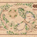 Encounters 7 and 8 - The Oasis - Player Map - full page-landscape