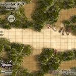 Encounter 5-D Ambush GM Map