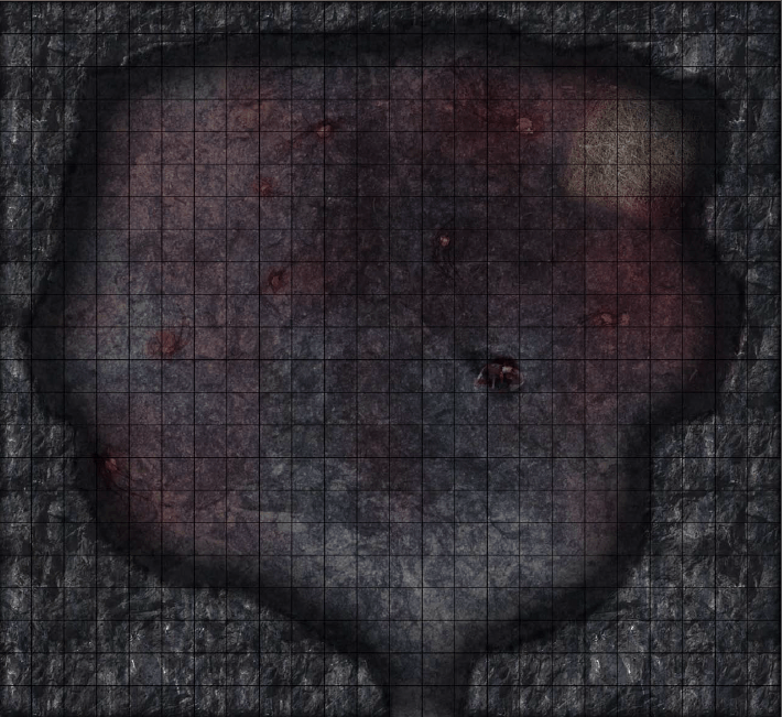 Yalroth's lair map