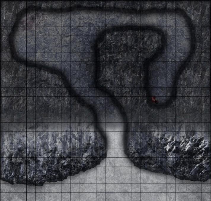 vorn's gorge map