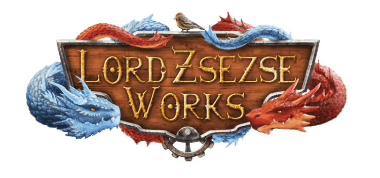 Lord Zsezse Works logo