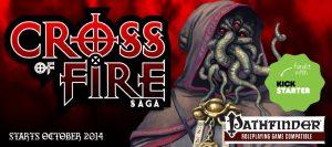 cross of fire logo