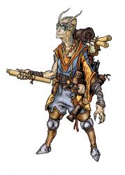 rick hershey - resistance leader alchemist