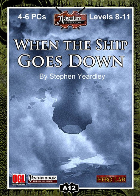 A12: When the Ship Goes Down