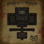 AAW Ruins of Gilead Temple Map (GM)
