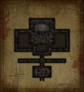 AAW Ruins of Gilead Temple Map (Player)