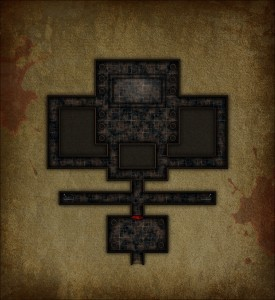 AAW Ruins of Gilead Temple Map (VTT)