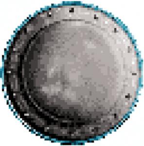 gorgon shield