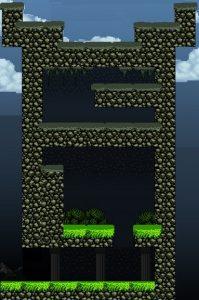 vertical dungeon design 2