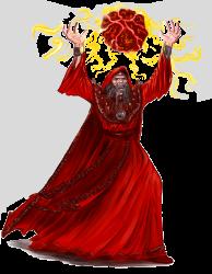 arcane vortex trap - Matt Morrow male human wizard-F-c