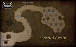 Redemption sidequest map - accursed cavern - JAM