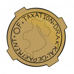 Merchant's Moniker - Tax badge - Nathanael Batchelor