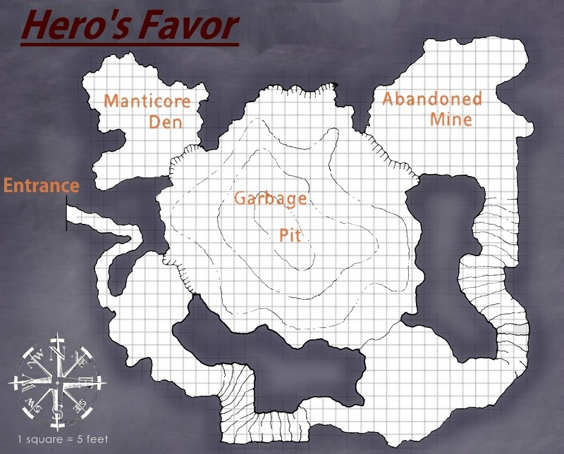 hero's favor - manticore cave - Tunnels-of-Braja-Kagt_2