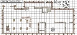 issa's belongings warehouse map