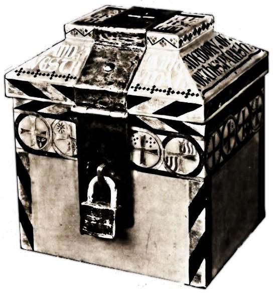 alms box trap
