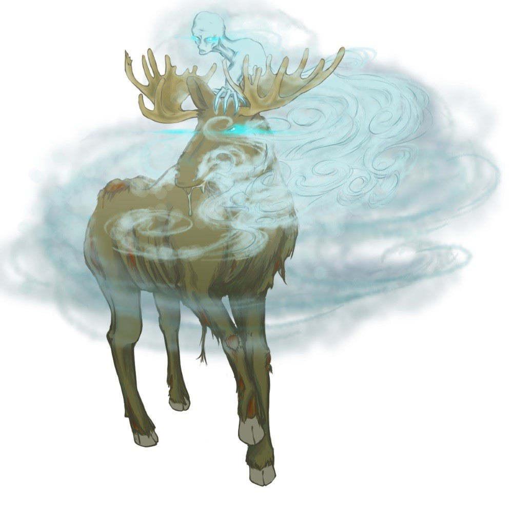 klavek fogwarden and zombie moose