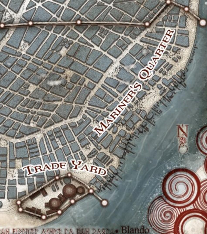 Mariner's Quarter - Mohkba