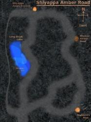 shlyappa amber road map