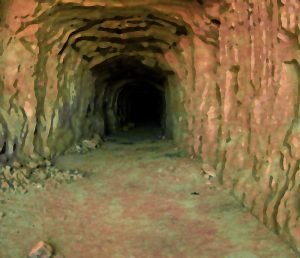 collapsing tunnel 2