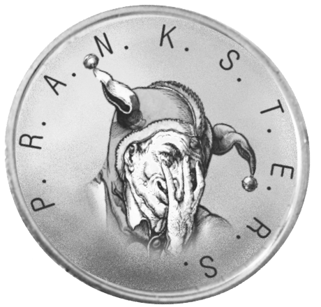 PRANKSTERS coin