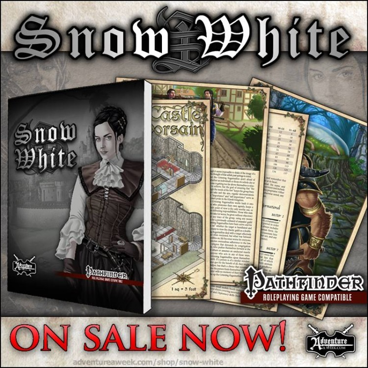 Snow White ad