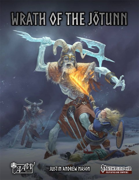 Into the Wintery Gale: Wrath of the Jotunn