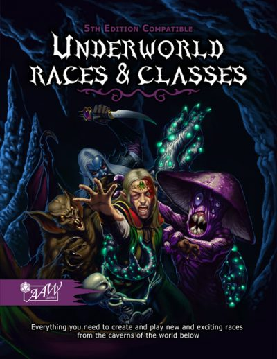 5E Races & Classes