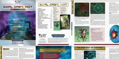 Earl Grey Hot Starfinder release blog