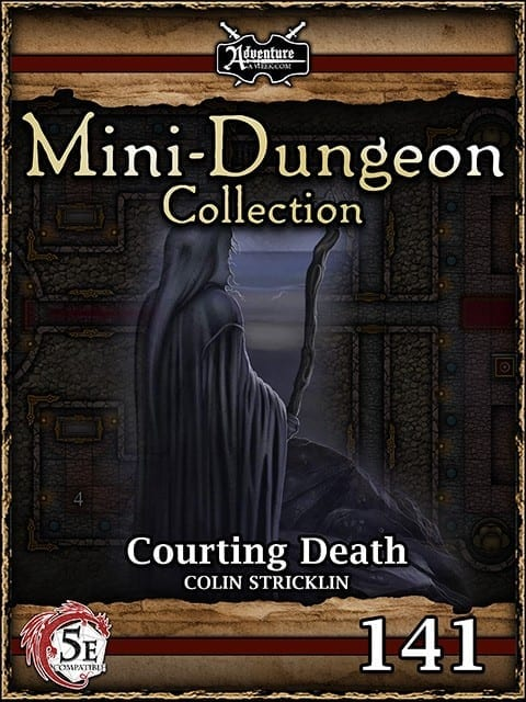 5E Mini Dungeon 141 Courting Death image